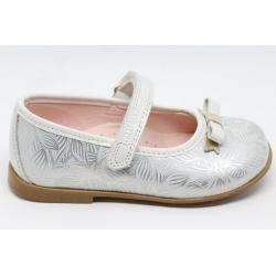 Sapato menina com velcro PABLOSKY em pele