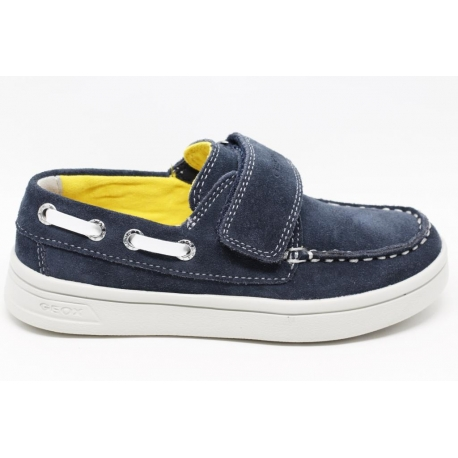 Sapato GEOX com velcro DJROCK B.
