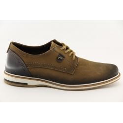 Sapato PEGADA  de atacador com palmilha de conforto extra